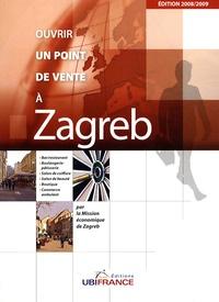 Sidonie Peron et Maja Dzafic - Ouvrir un point de vente à Zagreb.