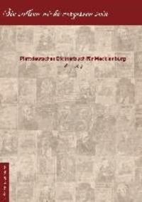 Sie sollten nicht vergessen sein - Plattdeutsches Dichterbuch für Mecklenburg.