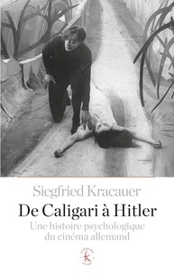 Ucareoutplacement.be De Caligari à Hitler - Une histoire psychologique du cinéma allemand Image