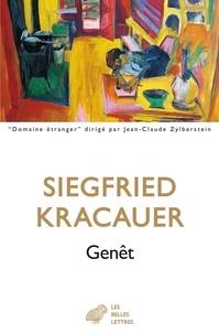 Siegfried Kracauer - Genêt.