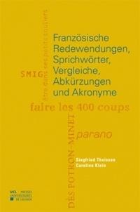Histoiresdenlire.be Französische Redewendungen, Sprichwörter, Vergleiche, Abkürzungen und Akronyme Image