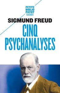 Cinq psychanalyses - Dora, Le petit Hans, Lhomme aux rats, Le président Schreber, Lhomme aux loups.pdf