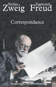 Sigmund Freud et Stefan Zweig - Correspondance.