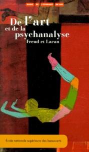 Sigmund Freud et Jacques Lacan - De l'art et de la psychanalyse.
