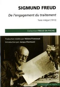 Sigmund Freud - De l'engagement du traitement - Texte intégral (1913).
