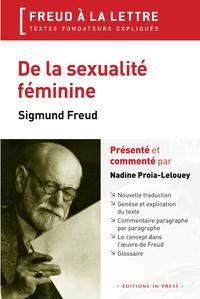 Sigmund Freud - De la sexualité feminine.