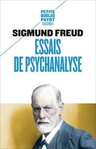 Sigmund Freud - Essais de psychanalyse.