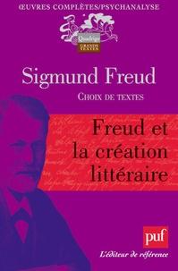 Galabria.be Freud et la création littéraire Image