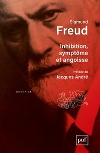 Sigmund Freud - Inhibition, symptôme et angoisse.