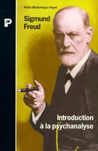 Freud Introduction à La Psychanalyse
