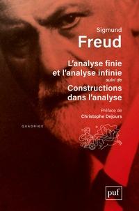 Télécharger Google Books isbn L'analyse finie et l'analyse infinie suivi de Constructions dans l'analyse (French Edition) iBook 9782130820802
