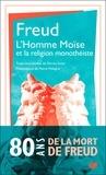 Sigmund Freud - L'homme Moïse et la religion monothéiste.