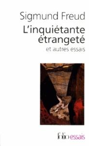 Corridashivernales.be L'Inquiétante étrangeté - Et autres essais Image