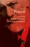 Sigmund Freud - Leçons d'introduction à la psychanalyse.
