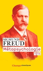 Sigmund Freud - Métapsychologie (1915).