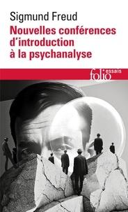 Histoiresdenlire.be Nouvelles conférences d'introduction à la psychanalyse Image