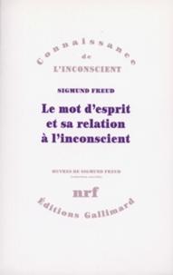 Histoiresdenlire.be Oeuvres - Tome 11, Le Mot d'esprit et sa relation à l'inconscient Image