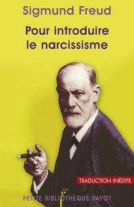 Ebooks pdf gratuits téléchargeables Pour introduire le narcissisme 9782228909488 MOBI