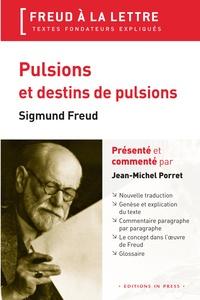 Sigmund Freud et Jean-Michel Porret - Pulsions et destins de pulsions.