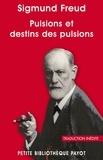 Sigmund Freud et Sigmund Freud - Pulsions et destins des pulsions.