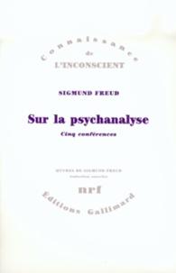 SUR LA PSYCHANALYSE. Cinq conférences.pdf