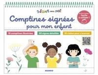 Signe avec moi et Hélène Chetaud - Comptines signées pour mon enfant.