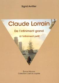 Lesmouchescestlouche.fr Claude Lorrain - De l'infiniment grand à l'infiniment petit Image