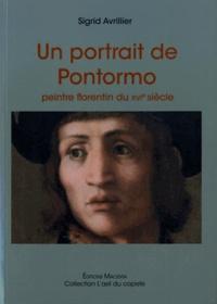 Sigrid Avrillier - Un portrait de Pontormo - Peintre florentin du XVIe siècle.