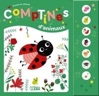 Sigrid Martinez et Luana Rinaldo - Comptines d'animaux.