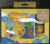 Sigrid Martinez - Gaspard le canard - Avec 1 jouet Gaspard le canard offert.