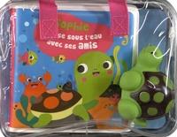 Sigrid Martinez - Sophie s'amuse sous l'eau avec ses amis - Avec 1 figurine en plastique.