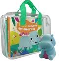 Sigrid Martinez - Timo, un hippo qui aime l'eau - Avec un jouet offert.