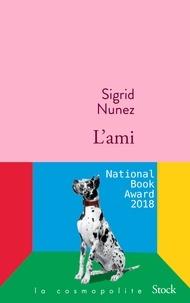 Sigrid Nunez - L'ami.