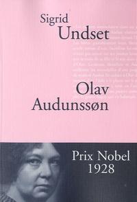 Sigrid Undset - Olav Audunsson.