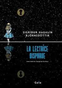 Sigrídur Hagalín Björnsdottir - La Lectrice disparue.