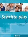 Silke Hilpert et Marion Kerner - Schritte plus 05. Kursbuch + Arbeitsbuch - Deutsch als Fremdsprache.