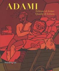 Silvana Editoriale - Valerio Adami - Tableaux de lecture.