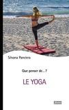 Silvana Panciera - Le yoga.