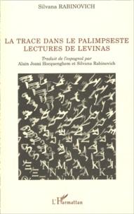 La trace dans le palimpseste - Lectures de Levinas.pdf