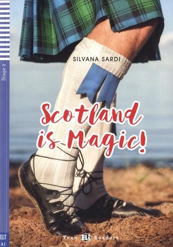 Silvana Sardi - Scotland is Magic !. 1 CD audio