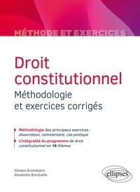 Histoiresdenlire.be Droit constitutionnel - Méthodologie et exercices corrigés Image
