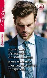 Téléchargement gratuit de livres j2me Prisonnier de son charme ; Des retrouvailles inespérées par Silver James, Marie Ferrarella PDB