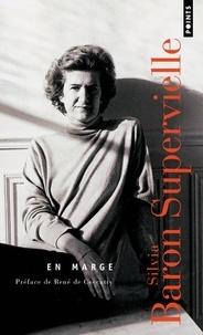 Silvia Baron Supervielle - En marge - Poèmes choisis.