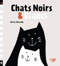 Silvia Borando - Chats Noirs & Blancs.