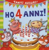 Silvia D'achille et Gloria Francella - Ho 4 anni! - Tanti Auguri !.