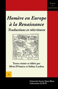 Homère en Europe à la Renaissance - Traductions et réécritures.pdf