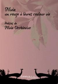 Silvia Occhiovivo - Silvia un rouge à lèvre couleur vie.