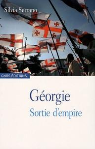 Silvia Serrano - Géorgie - Sortie d'Empire.