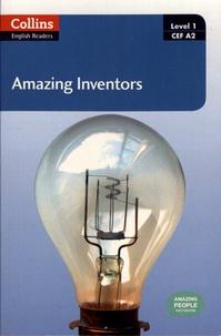 Silvia Tiberio - Amazing Inventors.