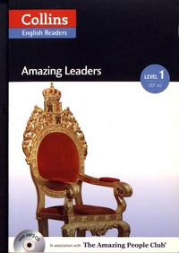Silvia Tiberio - Amazing Leaders. 1 CD audio MP3